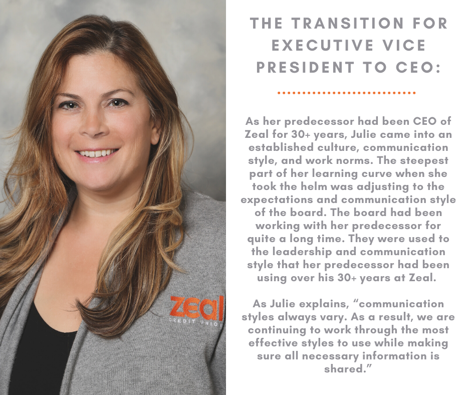 Tips for a CEO From Zeal CEO, Julie Kreinbring